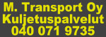 M. Transport Oy