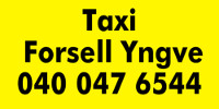 Taxi Forsell Yngve