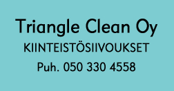 Triangle Clean Oy