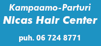 Kampaamo-Parturi Nicas Hair Center