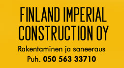 Finland Imperial Construction Oy