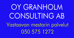 Oy Granholm Consulting Ab